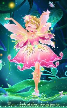 La moda de la princesa hada captura de pantalla 4
