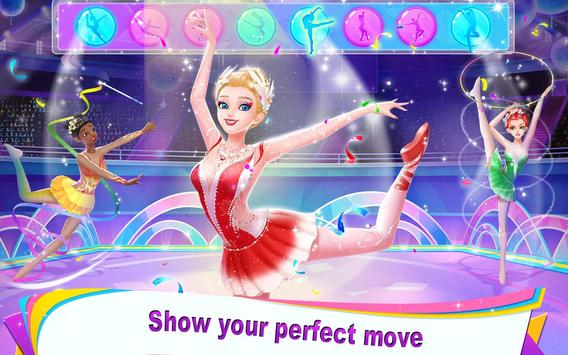 Gymnastics Queen - Go for the Olympic Champion! screenshot 10