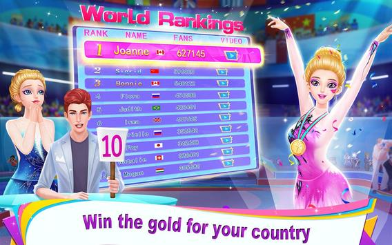 Gymnastics Queen - Go for the Olympic Champion! screenshot 4