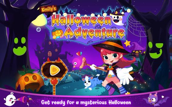 Emily's Halloween Adventure poster