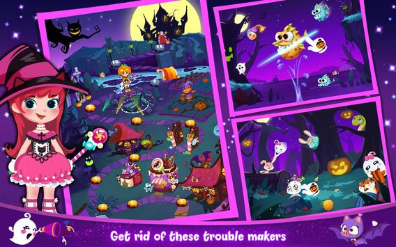 Emily's Halloween Adventure screenshot 2