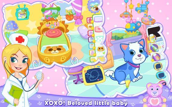 My Newborn Pet Baby apk screenshot