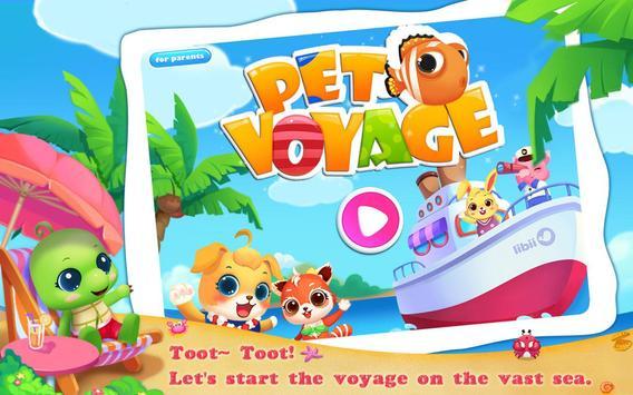 Pet Voyage poster