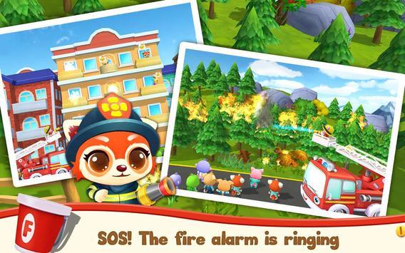 Pet Heroes: Fireman screenshot 13