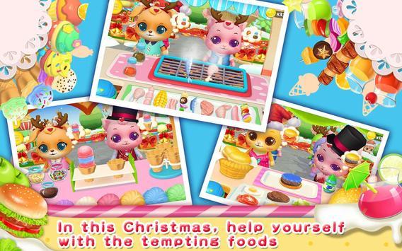 Pet Food Carnival - Merry Xmas apk screenshot