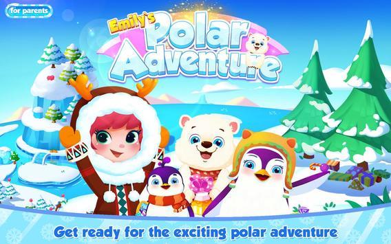 Emily's Polar Adventure poster