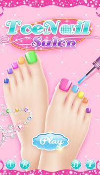 Toe-Nail Salon poster