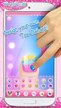 Toe-Nail Salon apk screenshot
