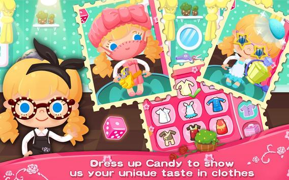 Candy's Beauty Salon apk screenshot