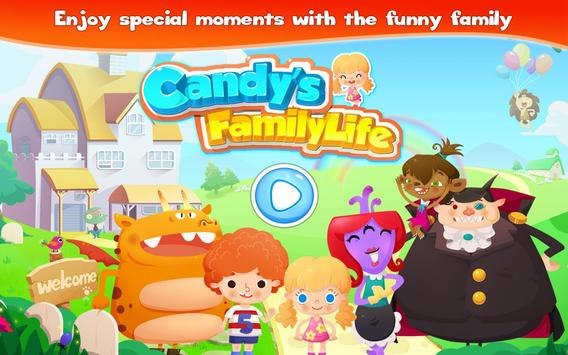 Candy's Family Life poster