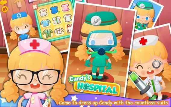 Candy's Hospital apk screenshot
