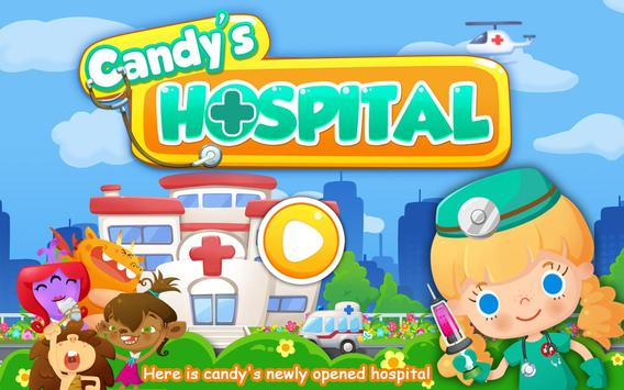 Candy's Hospital poster