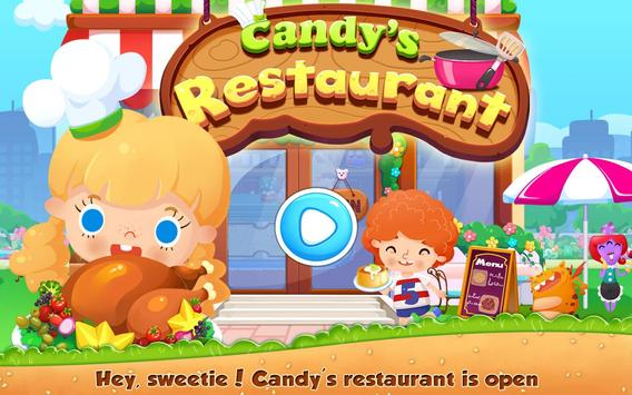 Candy's Restaurant poster