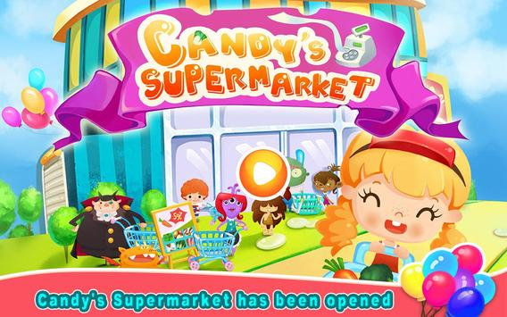 Candy's Supermarket poster
