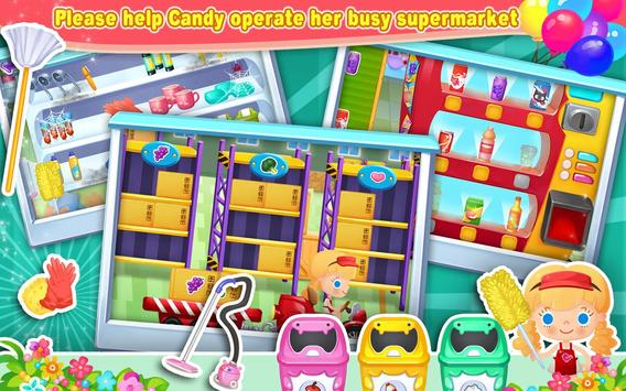 Candy's Supermarket apk screenshot