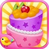 Cake Maker Salon icon