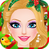 Christmas Salon icon