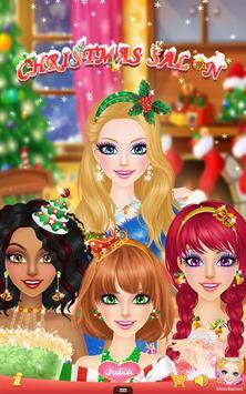 Christmas Salon poster