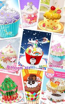 Cupcake Maker Salon apk screenshot