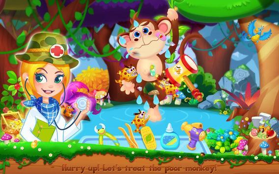 Jungle Doctor screenshot 1