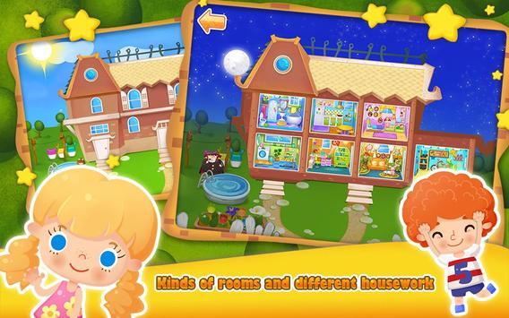 Candy's Home apk screenshot