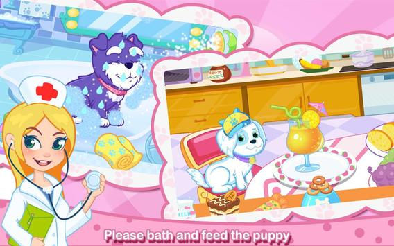 Little Pet Doctor apk screenshot