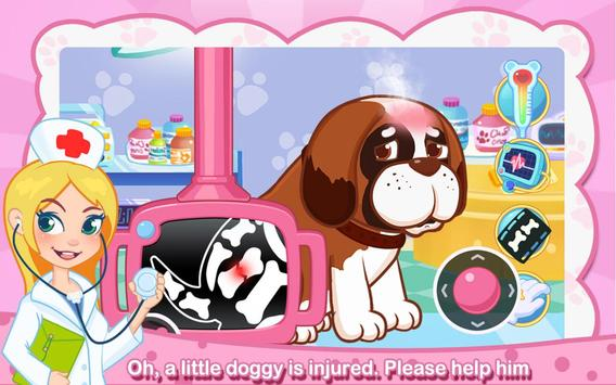 Little Pet Doctor screenshot 2