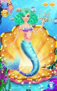 Mermaid Salon apk screenshot
