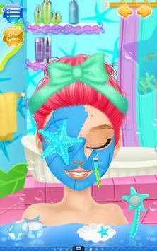 Mermaid Salon apk screenshot