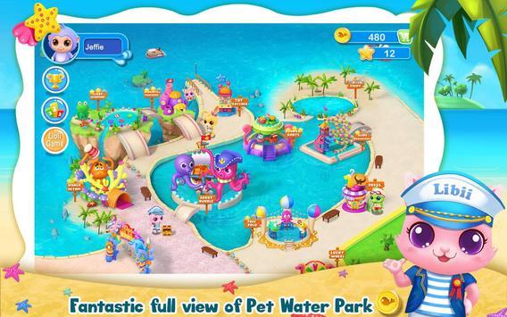 Pet Waterpark apk screenshot