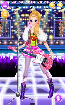 Pop Star Salon apk screenshot