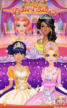 Princess Salon 2 poster
