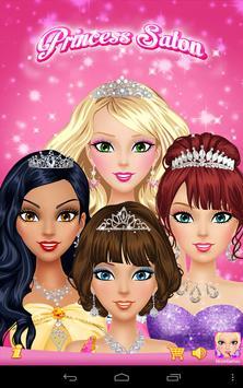 Princess Salon apk screenshot