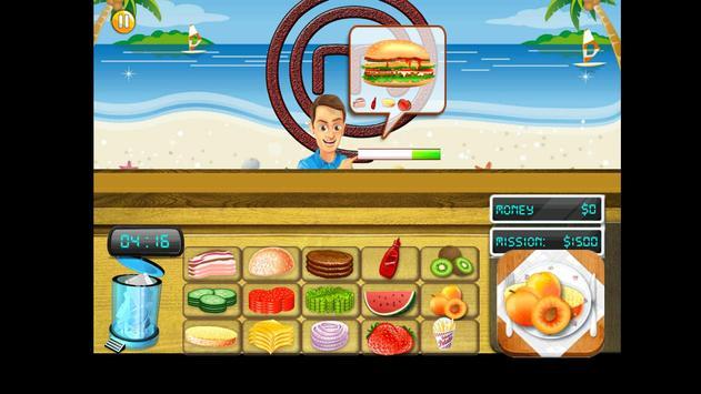 لعبة ماستر شيف سليبريتي apk screenshot