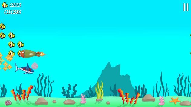 Shark Angry Go Evolution Pro screenshot 6