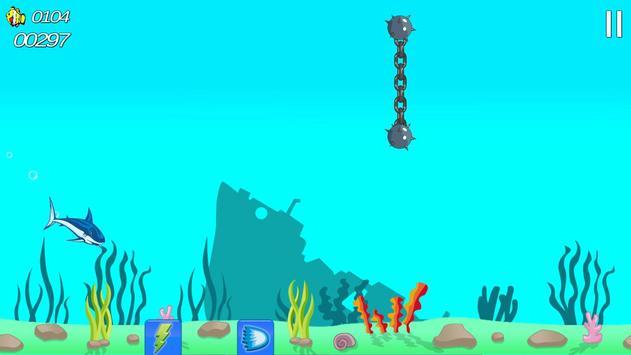 Shark Angry Go Evolution Pro screenshot 7
