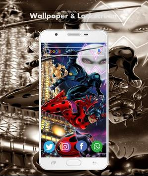 HD Miraculous Ladybug Wallpapers screenshot 5