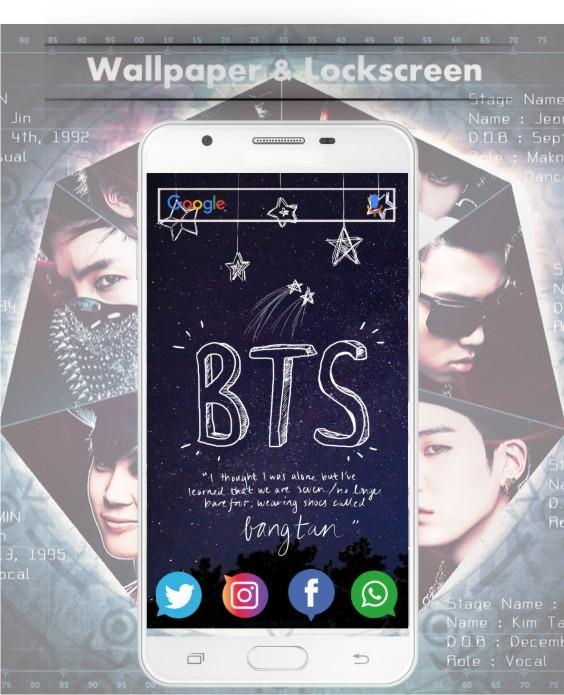 Wallpaper For Bts Kpop Hd For Android Apk Download