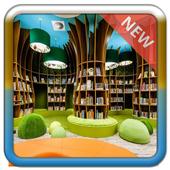 Library Design Ideas 2018 icon
