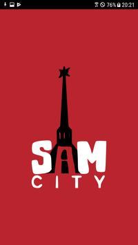 SamCity poster