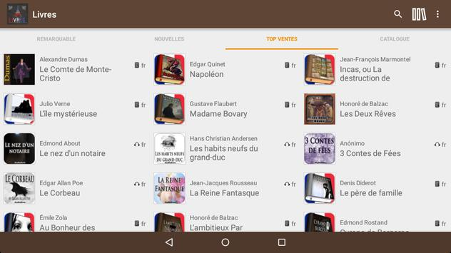 Livres En Français apk screenshot