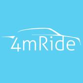 4mRide icon