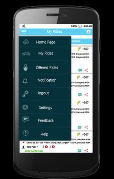 4mRide apk screenshot