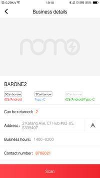 NOMO screenshot 3