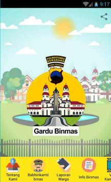 Gardu Binmas poster