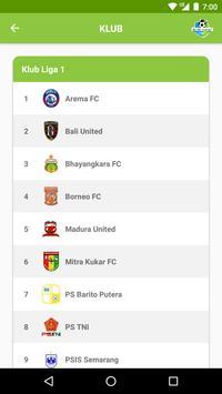 Liga 1 Match apk screenshot