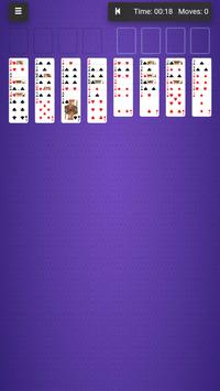 18 Solitaire card games spider freecell klondike apk screenshot