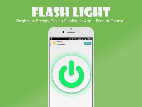 Brightest Flashlight - Energy Saver Free (Lamp) for Android - APK ...