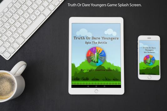 Spin The Bottle - Truth and Dare Youngers poster