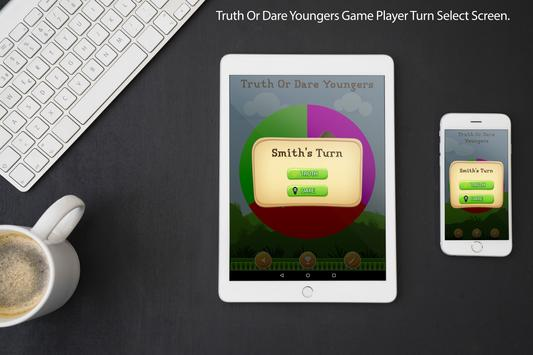 Spin The Bottle - Truth and Dare Youngers screenshot 11